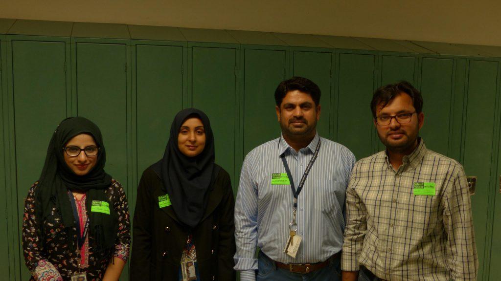 Pakistani teachers