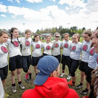 Girls Ultimate: a strong and cohesive group