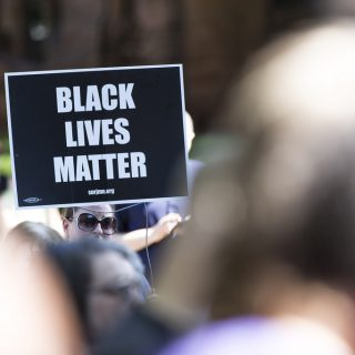 BLM group talks issues