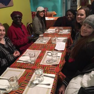 Sene-Gambian Scholars Club enjoying field trips, preparing to host