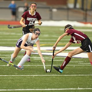 Field hockey team wins game, makes post-season