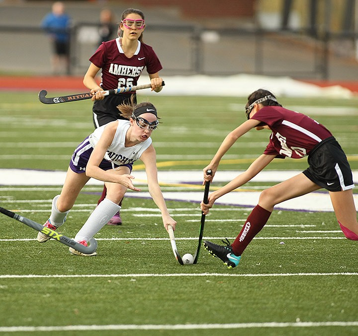Field Hockey Team Wins Game Makes Post Season The Graphic