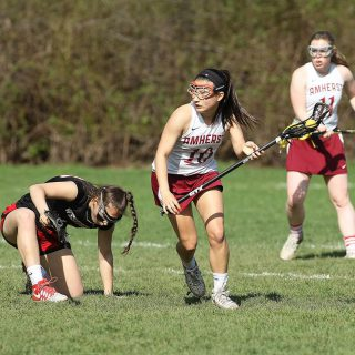 Girls' lacrosse proud of season