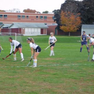 Girls' field hockey: 'we play best when happy'