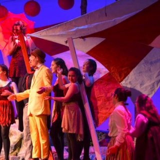 ARHS students bring fairy-tale musical to life