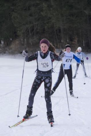 Who likes the cold? Nordic skiiers make the most of New England