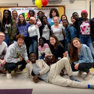 Senegambian Scholars Club welcomes visitors from West Africa