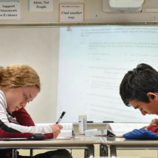 Many relieved: IMP gone, college preparatory math curriculum in its place