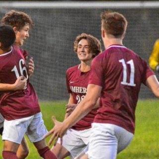Boys' soccer: working hard, loving the crowds, with a championship mentality
