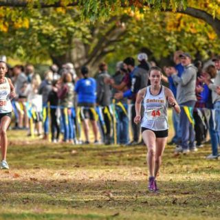Girls cross country team looks for third championship
