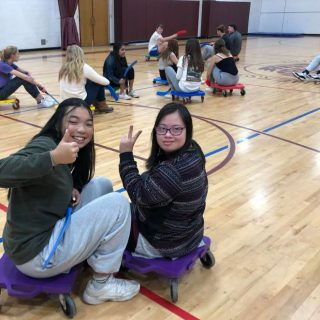 Fun for all in Adaptive PE
