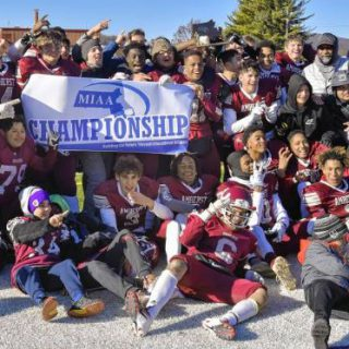 Western Mass champs, state finalists: historical season for 'Canes football