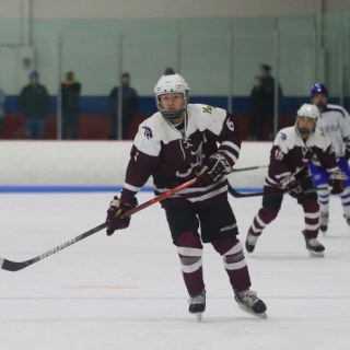 Amherst Puck: a multi-town winning machine
