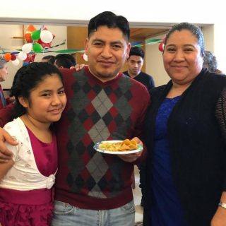 Lucio Perez, finally released after years in sanctuary, tells his story